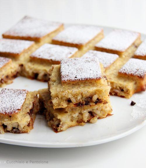 torta di orzo